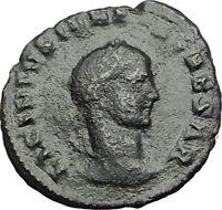 LICINIUS II Constantine the Great  Nephew 317AD Ancient Roman Coin Mars i64971