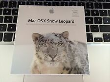 Neu: Apple Mac OS X 10.6.3 Snow Leopard 5 Lizenzen Retail Vollversion deutsch