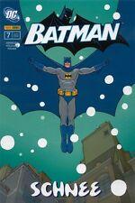 BATMAN-SONDERBAND # 7: SCHNEE (deutsch) Legends of the Dark Knight 192-196