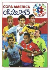 Copa America Chile 2015 - Album INCOMPLETE