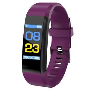 Smart Watch BT Waterproof Heart Rate Fitness Step Caolorie GPS Tracker Monitor