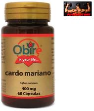 OBIRE CARDO MARIANO 400 Mg - 60 Cpr RIGENERANTE CELLULE FEGATO