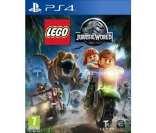 LEGO JURASSIC WORLD PS4 GIOCO NUOVO SIGILLATO ITALIANO SONY PLAYSTATION 4