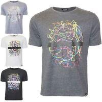 Mens Branded Designer I'm not Complicated Short Sleeve Crew Neck Top Tee T Shirt