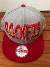 Houston Rockets Retro 2 Tone Snapback 59 fifty New Era