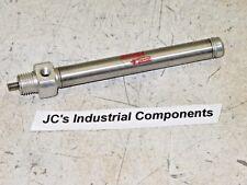 "Bimba     5/16""  bore  X  2""  stroke   pneumatic cylinder    0072-D"