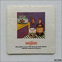 Drambuie on ice The taste of malt whisky with the surprise honey Coaster (B395)