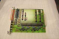 Optronic Input/Output Card  729.341.140b