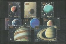INDIA 2018 PLANETS IN SPACE UM/M NH LOT 9074A