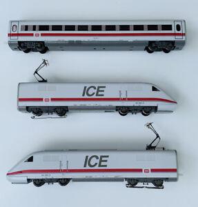 Märklin H0 3370 ICE - Inter City Express der DB - 3-teilig - Analog - Neuwertig