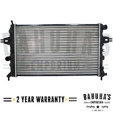 Vauxhall Astra G Mk4 / Zafira A 1.4 1.6 1.8 2.2 Manual Radiator With Air Con