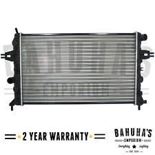 MANUAL RADIATOR FOR VAUXHALL ASTRA G MK4 / ZAFIRA A 1.4 1.6 1.8 2.2 WITH AIR CON