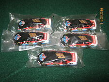 "Diecast NASCAR 1:64 Scale (3"") Amoco #93  Dave Blaney ""NEW"" Set of 5"