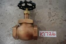 VALVOLA di bronzo Altec 2 PN32 BS5154B #K1726 STOCK