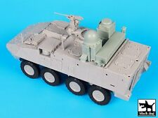 Black Dog 1/35 US M1126 Stryker (ICV) WIN-T Increment 3 Set (Trumpeter) T35149