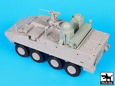 Black Dog 1/35 US M1126 Stryker (ICV) WIN-T Increment 3 Set (Trumpeter) T35149