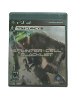 Tom Clancy's Splinter Cell: Blacklist PlayStation 3 PS3