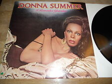 """DONNA SUMMER """"I REMEMBER YESTERDAY"""" NCB SWEDISH 1977 CASABLANCA RECORDS USED SEE"""