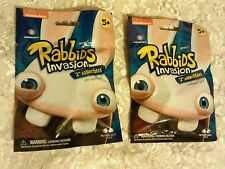 """RABBIDS INVASION Series 2 Nickelodeon 2"""" Collectibles Mystery Figure ???"""