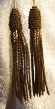 Bronze Bullion Wire Robe Cape Flag Banner Graduation Tassel Embroidery Vestment