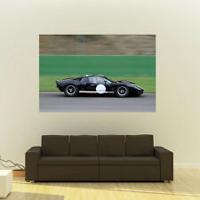 Poster of Ford GT40 Giant HD Huge 54x36 Inch Print 137x91 cm