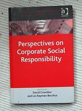 Perspectives on Corporate Social Responsibility / 1st Ed. /