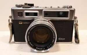 Yashica :  Electro 35 Rangefinder - Very Good Condition
