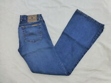 WOMENS LUCKY BRAND MAGGIE BUTTON FLY FLARE JEANS SIZE 6x33 #W1682