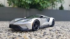 Maisto Ford  GT Silver and black 1:18/ Maisto Special Edition