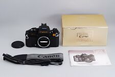 【MINT】 Canon F-1 AE 50th Anniversary Limited Edition from japan #214