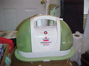 Bissell 12222C Little Green Proheat Deap Reach Carpet & Upholstery Cleaner