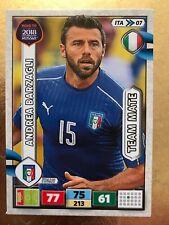 Sammeln & Seltenes Panini 319 Andrea Barzagli Italien EURO 2012 Poland Ukraine