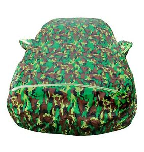 Waterproof Camo Car Cover for Chevrolet Chevy Cruze Volt Spark Sonic All Weather