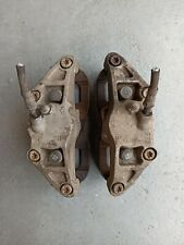 Ford Focus ST Mk2 front brake calipers - LH RH, ate 975, 976 + pads
