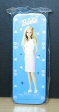 BARBIE - VINTAGE 1998 MATTEL - PENCIL CASE ASTUCCIO IN METALLO 001 - SEALED