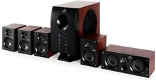 5.1 Surround Sound Home Theater System Bt Subwoofer Bass Tv / 2 Day Delivery Us