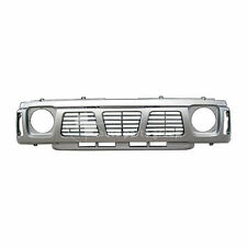 fit Nissan Patrol Grille GQ Y60 8/1987 - 11/1994 S1 SILVER/GREY grill surround