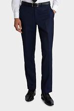 NEW Blaq Slim Slim Suit Jacket Blue