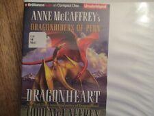 Audiobook 17 cds TODD McCAFFREY Dragonheart VG Free Shipping