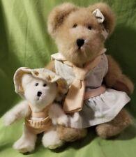 Boyds Bears Sandy Beartucket & Shell #99101V QVC Exclusive Plush Stuffed Animal