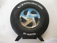 Hot Wheels Super Rally Case Mattel Vintage Die Cast Car Racing Collectible 1993