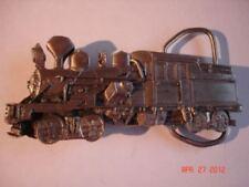 Boucles de ceinture vintage en etain