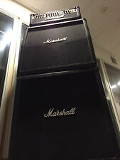Vintage MARSHALL Lead 100 Mosfet Full STACK AMP CABS