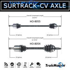 CV Axle Shaft Front Left SurTrack GM-8359 fits 13-15 Cadillac ATS