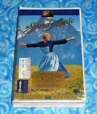 The Sound of Music VHS Video Tape with Clamshell Case Brand New Sealed Condition
