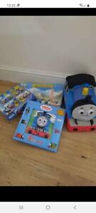 Thomas The Tank Engine Bundle. Jigsaws, Jigsaw Story Book And Large Cuddly Toy