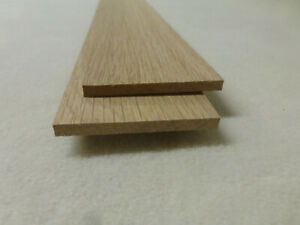 Rechteck Eiche 5x60mm Vierkant Holzleisten Rechteckleisten Stk 100cm