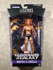Marvel Legends Guardians Of The Galaxy Angela (Titus BAF) 6? Action Figure 2016
