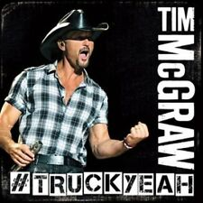 New: TIM MCGRAW - #Truck Yeah (Single/Country) CD
