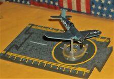 Corgi Vought USN Corsair F-4U WWII 4 inch wingspan x 3.25 inch fuselage Diecast